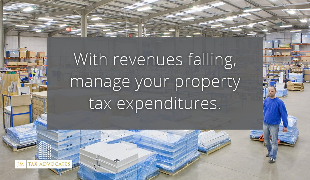 Managing Your Company Property Tax Rates